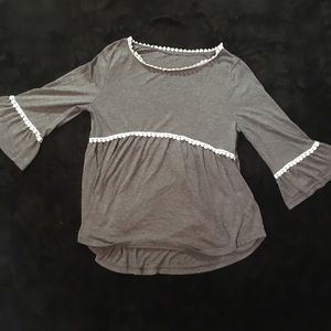 Fit n flare blouse!